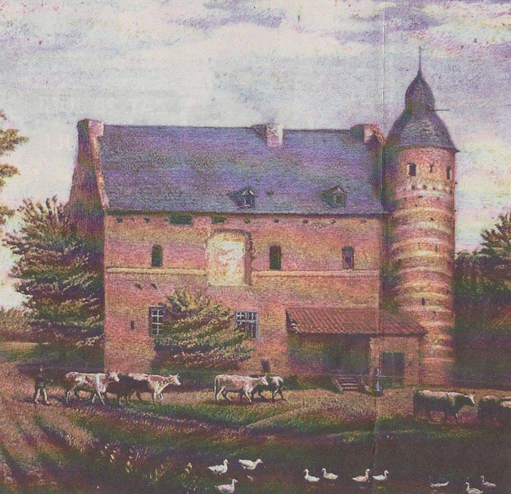 grasbroek in de 19e eeuw