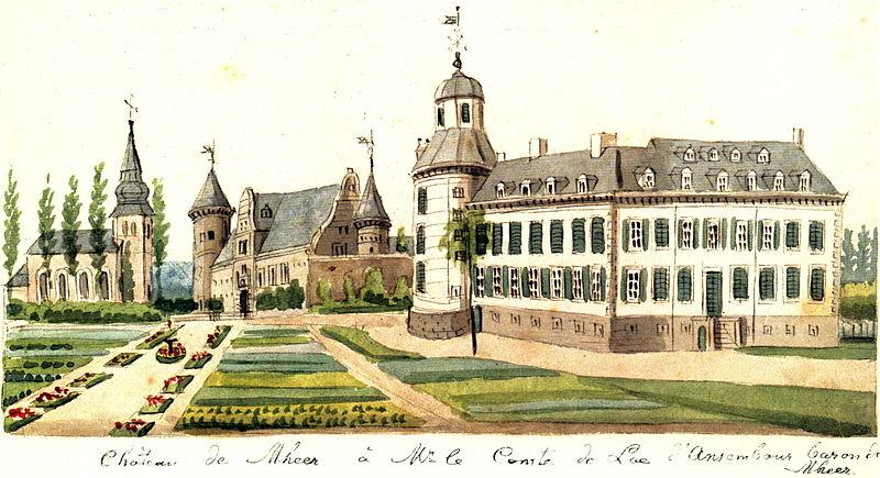 Ph_van_Gulpen,_Kasteel_Mheer